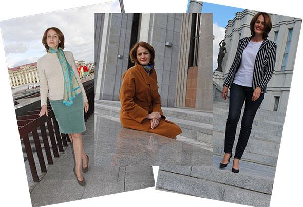 Имидж и стиль женщины за 40